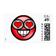 Love-Red Stamps