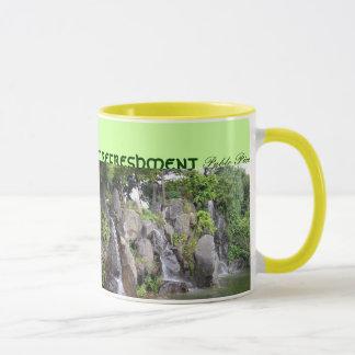 Love refreshes mug