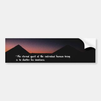 Love,Relationship Bumper Sticker
