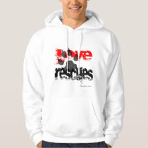Love Rescues Hoodie