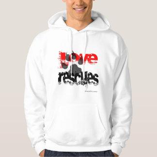 Love Rescues Sweatshirt