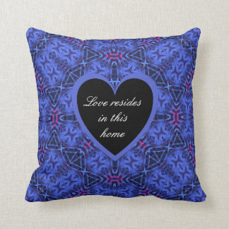 Love Resides in this Home Pillow