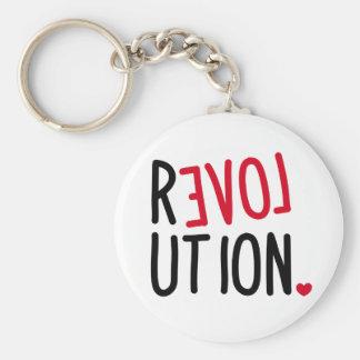 LOVE Revolution <3 Keychain