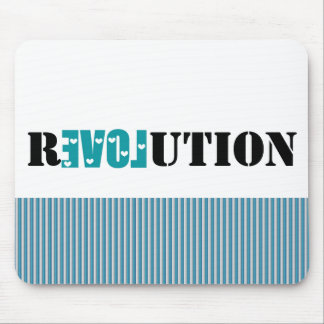 Love Revolution Mousepad