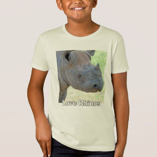 Love Rhinos T-Shirt