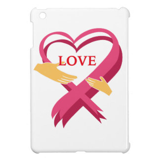 LOVE RIBBON CASE FOR THE iPad MINI
