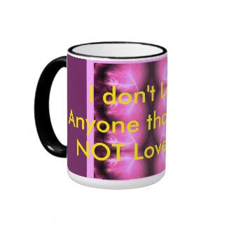 Love? Ringer Coffee Mug