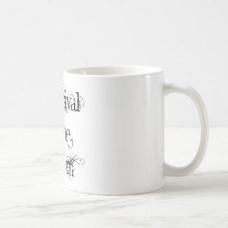Love Rival of the Groom Coffee Mug