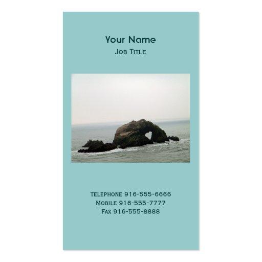 Love Rocks Business Cards