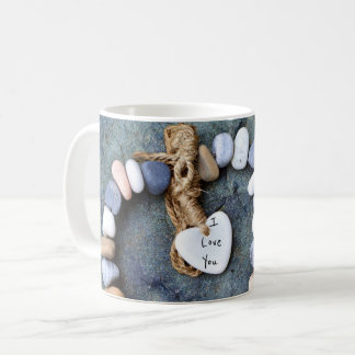 Love rocks coffee mug