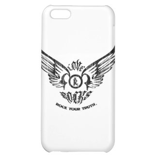 LOVE ROCKS Spreading Wings iPhone 5C Covers