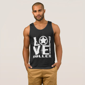 LOVE Roller Derby Tank Top
