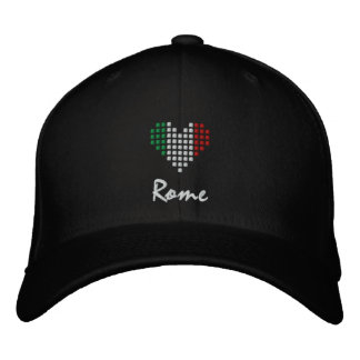 Love Rome Hat - Italy Baseball Cap