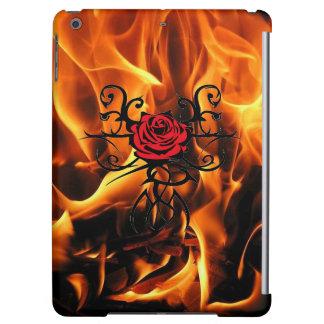 love rose iPad air covers