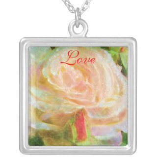 Love Rose Necklace