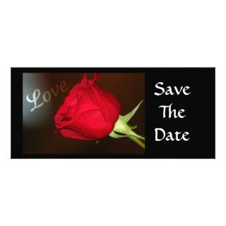 Love Rose Rack Card