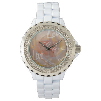 Love Rose Wristwatch
