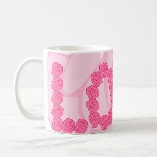 Love Roses mug