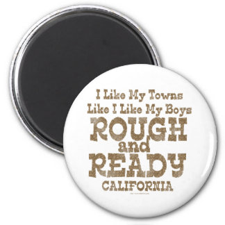 Love Rough and Ready Boys Magnet