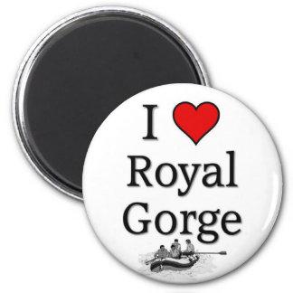 Love Royal Gorge Magnet