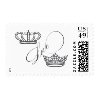LOVE ROYALTY POSTAGE