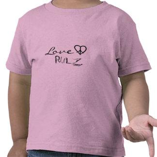 Love*Rulz - Peace*Rocks Shirts