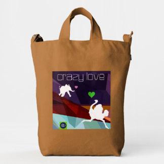 love run duck bag