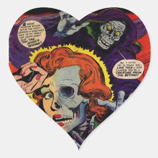 Love Runner Heart Sticker