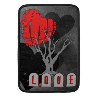 Love s Graveyard Sleeves For MacBook Air
