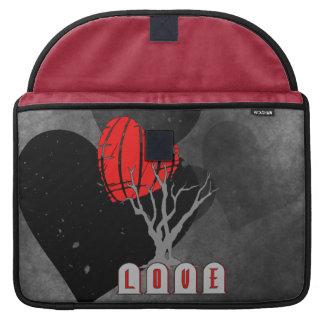 Love s Graveyard Sleeve For MacBooks