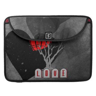 Love s Graveyard Sleeves For MacBook Pro