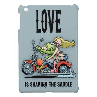 Love Saddle iPad Mini Covers