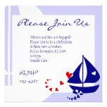 Love Sails Invitation