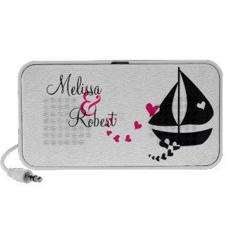 Love Sails Mini Speaker