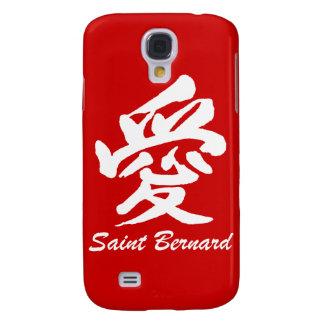 love saint bernard samsung galaxy s4 cover