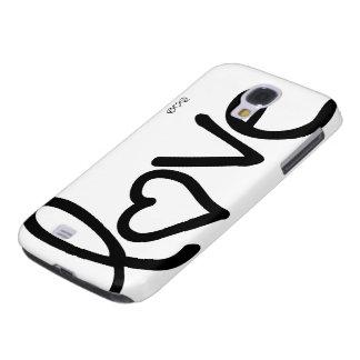 love samsung s4 case