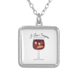 Love Sangria Necklace