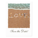 Love Save the Date Post Cards