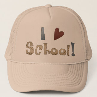 Love School Trucker Hat