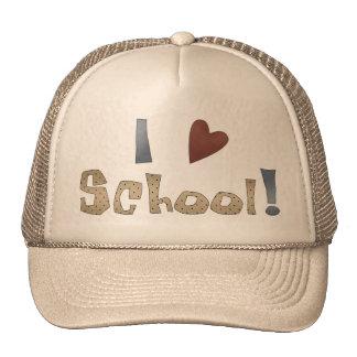 Love School Trucker Hat