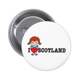 Love Scotland Button
