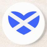 Love Scotland Coaster