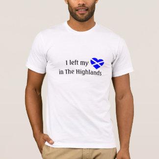 Love Scotland Highlands T-Shirt