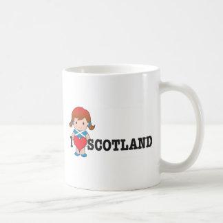 Love Scotland Mug
