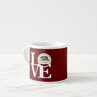 LOVE Scotts Valley Espresso Mug