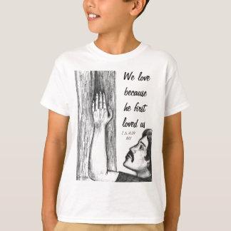 Love Scripture shirt