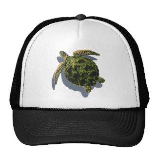 LOVE SEA TURTLES TRUCKER HATS