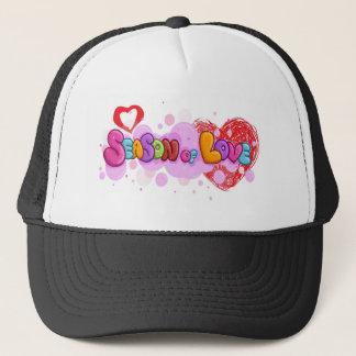 love season trucker hat