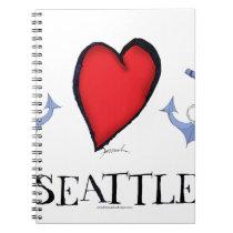 love seattle notebook