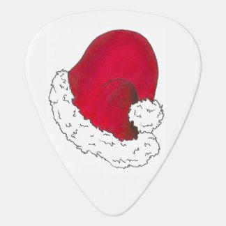 Love, Secret Santa Claus Merry Christmas Gift Xmas Guitar Pick